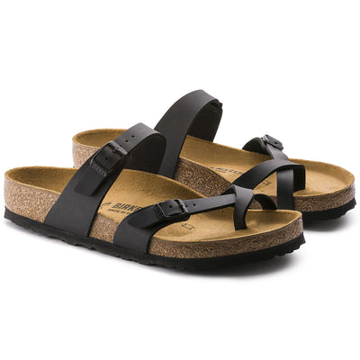 Mayari Kids - Black by Birkenstock - Ponseti's Shoes
