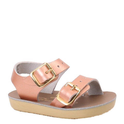 Sea-Wees - Rose Gold by Hoy - Ponseti's Shoes