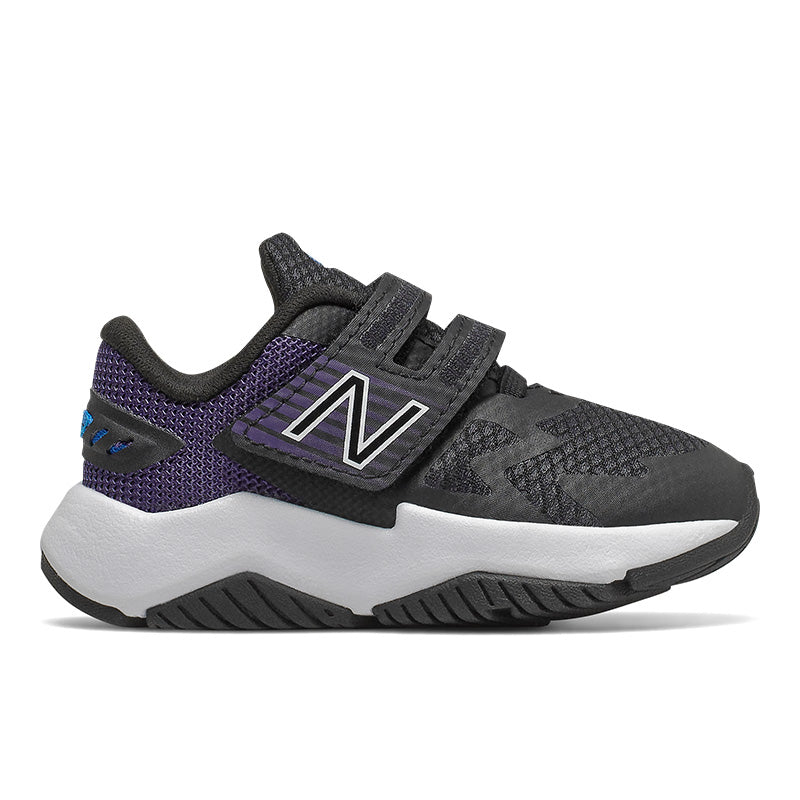 Rave Run - Black / Wild Indigo / Vision Blue Velcro