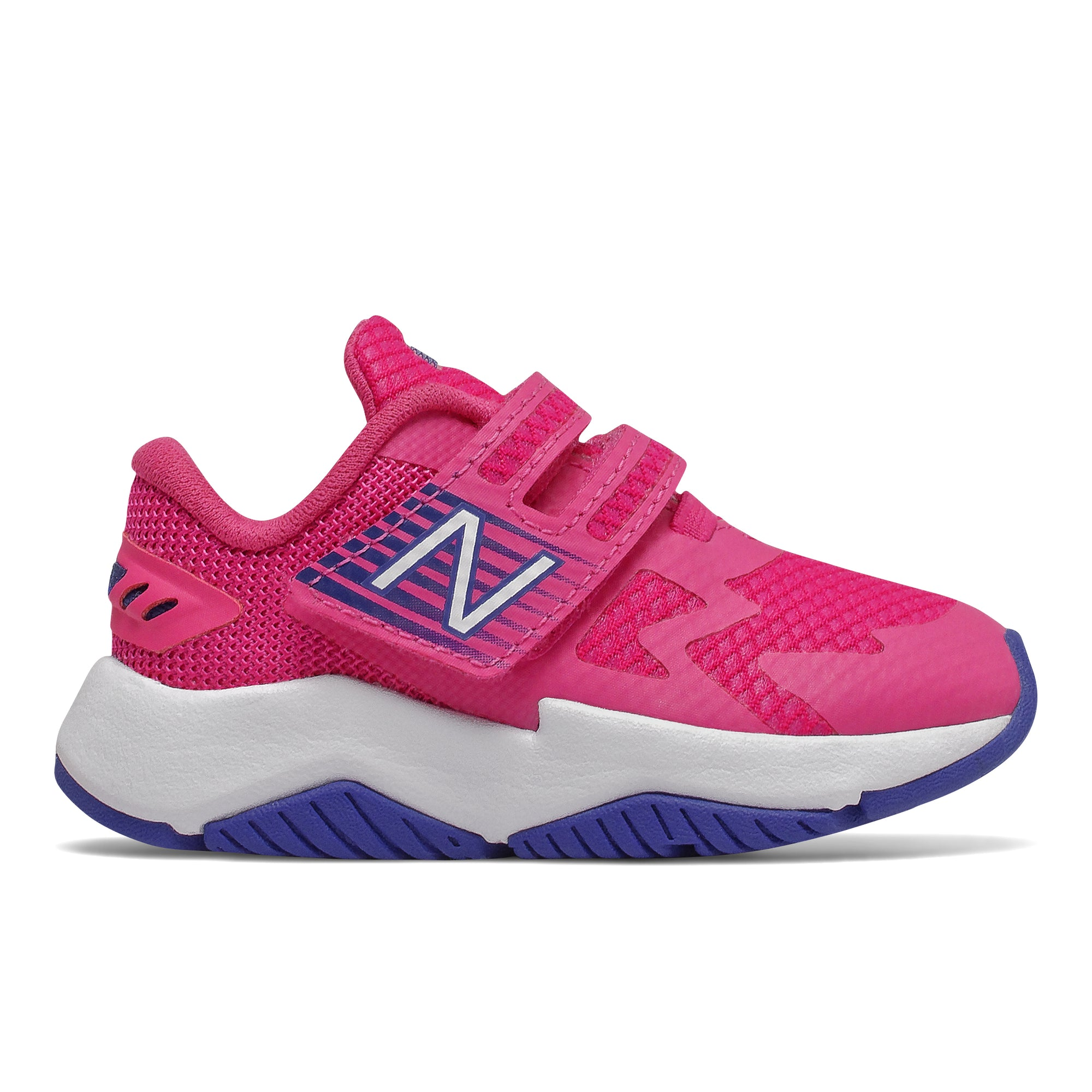 Rave Run - Exuberant Pink / Candy Pink / Marine Blue