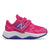 Rave Run - Exuberant Pink / Candy Pink / Marine Blue by New Balance - Ponseti's Shoes