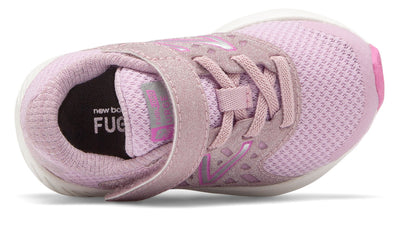FuelCore Urge Velcro - Pink / Carnival by New Balance - Ponseti's Shoes