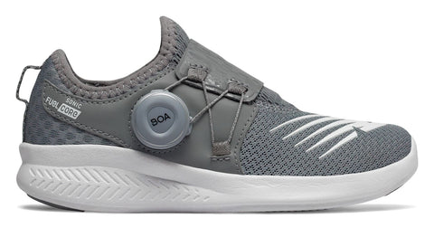 BKO v1 - Grey by New Balance - Ponseti's Shoes