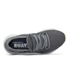 Roav Tee Shirt - Lead with Light Aluminum by New Balance - Ponseti's Shoes