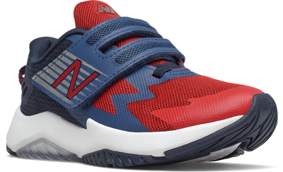 Rave Run - Team Red / Natural Indigo / Captain Blue Velcro