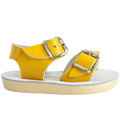 Sea-Wees - Shiny Yellow by Hoy - Ponseti's Shoes