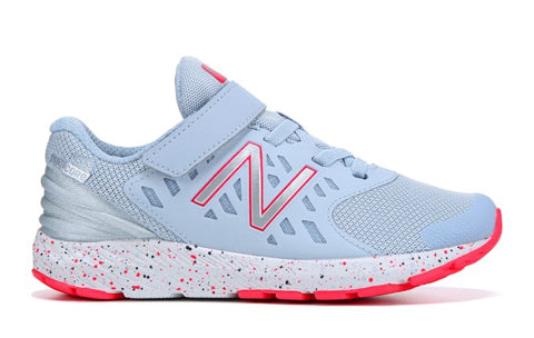 FuelCore Urge v2 Velcro - Ice Blue/Pink by New Balance - Ponseti's Shoes