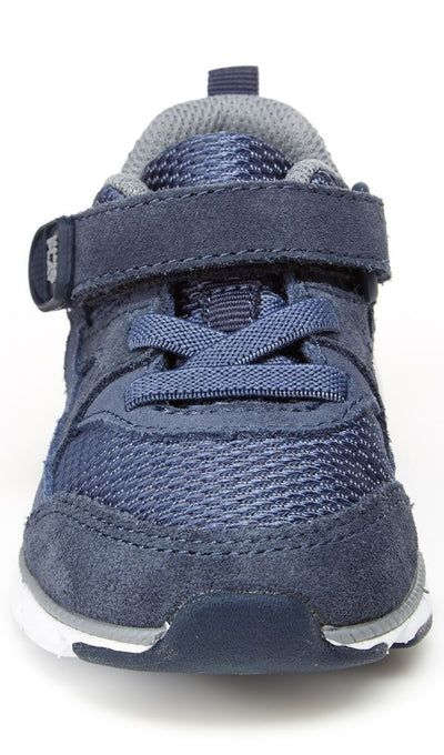 Ace - Navy by Stride Rite - Ponseti's Shoes