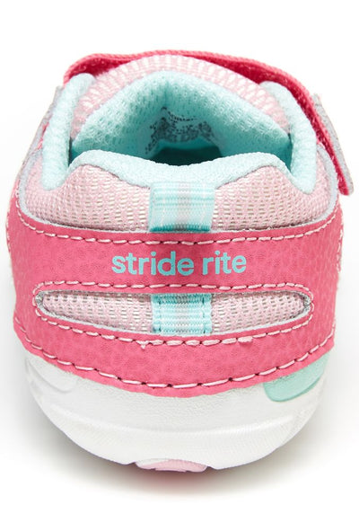 Adrian - Pink by Stride Rite - Ponseti's Shoes