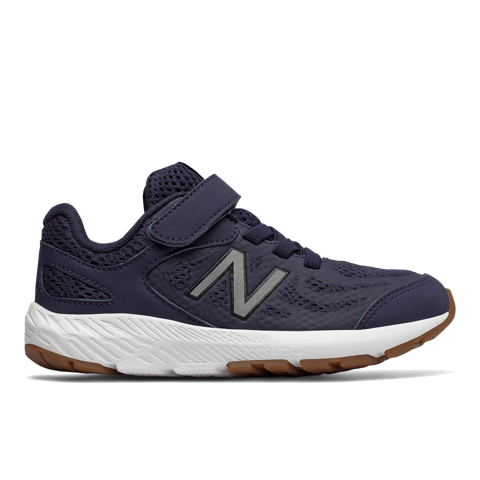 KV519 - Navy by New Balance - Ponseti's Shoes