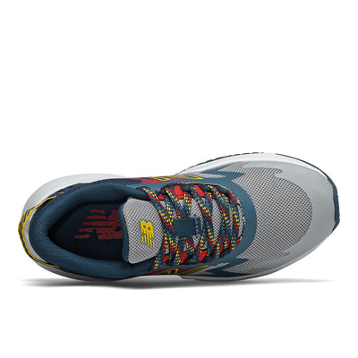 Rave Run - Light Aluminum / Rogue Wave / Energy Red