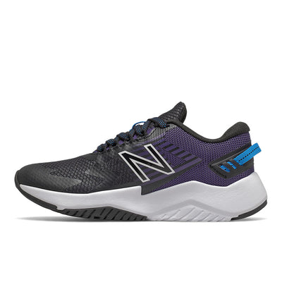 Rave Run - Black / Wild Indigo / Vision Blue