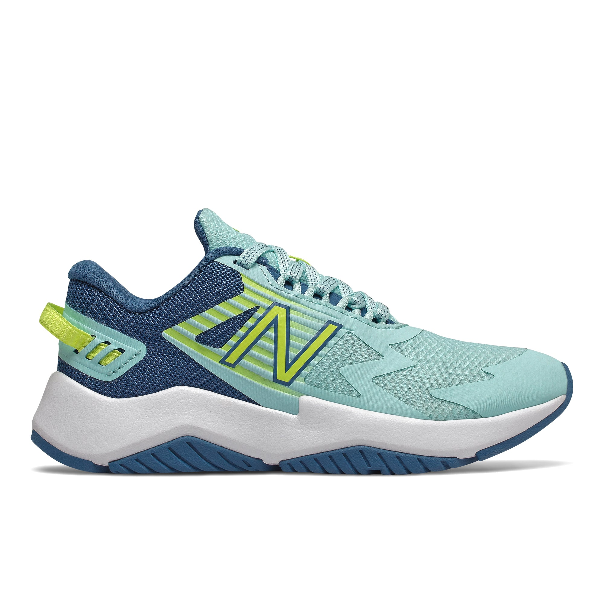 Rave Run - Bali Blue / Mako Blue / Lemon Slush