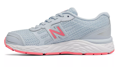 680v5 - Air/Guava by New Balance - Ponseti's Shoes