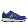 680v6 Lace - Marine Blue / Lemon Slush / Black by New Balance - Ponseti's Shoes