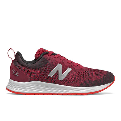 Fresh Foam Arishi - Neo Crimson with Neo Flame by New Balance - Ponseti's Shoes