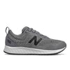 Fresh Foam Arishi - Gunmetal with Black by New Balance - Ponseti's Shoes