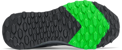 Fresh Foam Arishi - Lead / Black / Energy Lime Lace