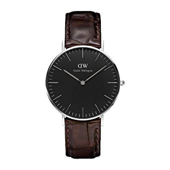 Daniel Wellington Ladies Crystal Classic York Watch - DW00100146