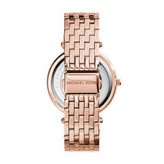 Michael Kors Unisex Rose Gold Darci Watch - MK3192