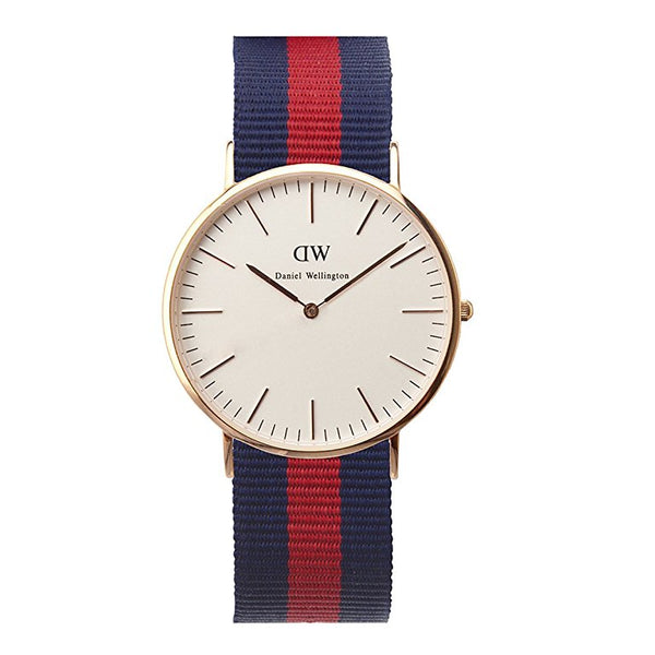 Daniel Wellington Mens Rose Gold Classic Watch - DW0101 (DW00100001)