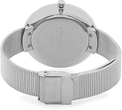 Skagen Ladies Silver Mesh Gitte Watch - SKW2140