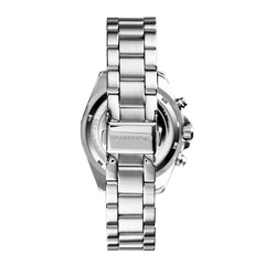 Michael Kors Ladies Silver Bradshaw Watch - MK6174