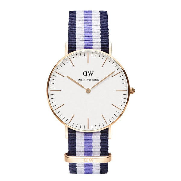 Daniel Wellington Ladies Classic Trinity Watch - DW0509
