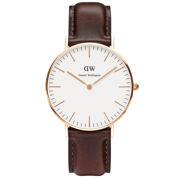 Daniel Wellington Ladies Brown Bristol Watch - DW0511 (DW00100039)