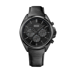 Hugo Boss Mens Black Chronograph Watch - HB1513061