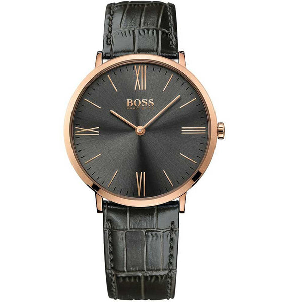 Hugo Boss Mens Black Jackson Watch - HB1513372