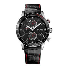 Hugo Boss Mens Black Rafale Horloge Watch - HB1513390