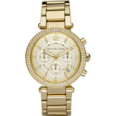Michael Kors Ladies Gold Blair Watch - MK5354
