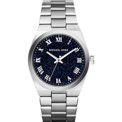 Michael Kors Ladies Midnight - Blue  Channing Watch - MK6113