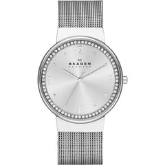 Skagen Ladies Silver Klassik Watch - SKW2152