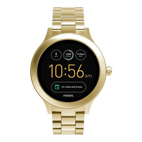 Fossil Q Ladies Gold Generation 3 Smartwatch - FTW6006