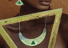 Load image into Gallery viewer, Necklaces,boho jewellery, bohemian jewelry, tribal jewellery, african jewellery, statement jewellery, gemstone jewellery Saajie