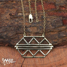 Charger l'image dans la visionneuse de galerie, Necklaces,boho jewellery, bohemian jewelry, tribal jewellery, african jewellery, statement jewellery, gemstone jewellery Saajie