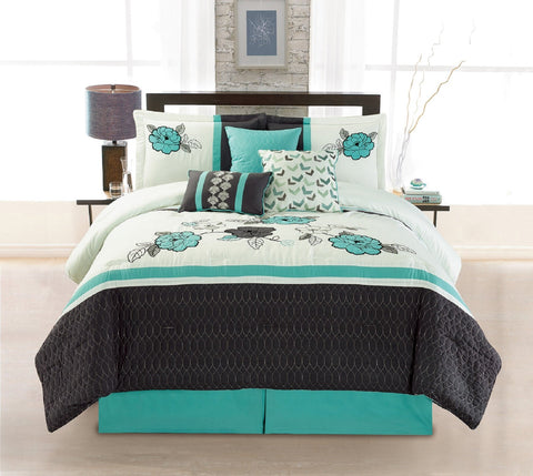 HQ DULCE 7PC COMFORTER SET