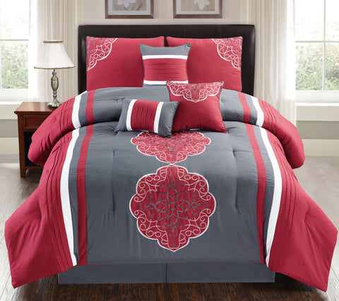 HQ JUANA 7PC COMFORTER SET