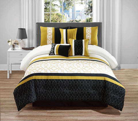 HQ KATE 7PC COMFORTER SET