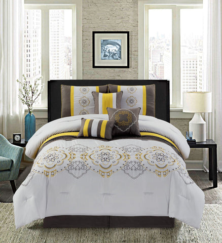 HQ VANESSA 7PC COMFORTER SET