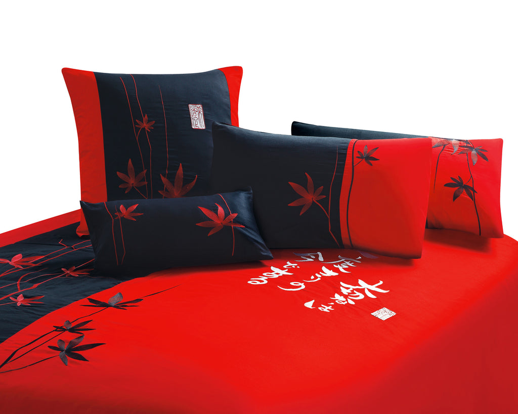 Japanese Maple Duvet Cover Set