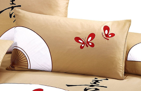 Fan Standard Pillow Shams