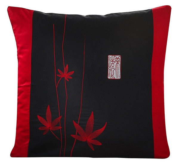 Japanese Maple Euro Sham