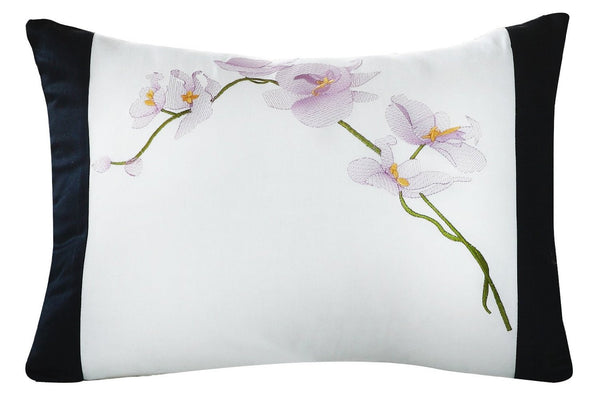 Orchid Decorative Pillow