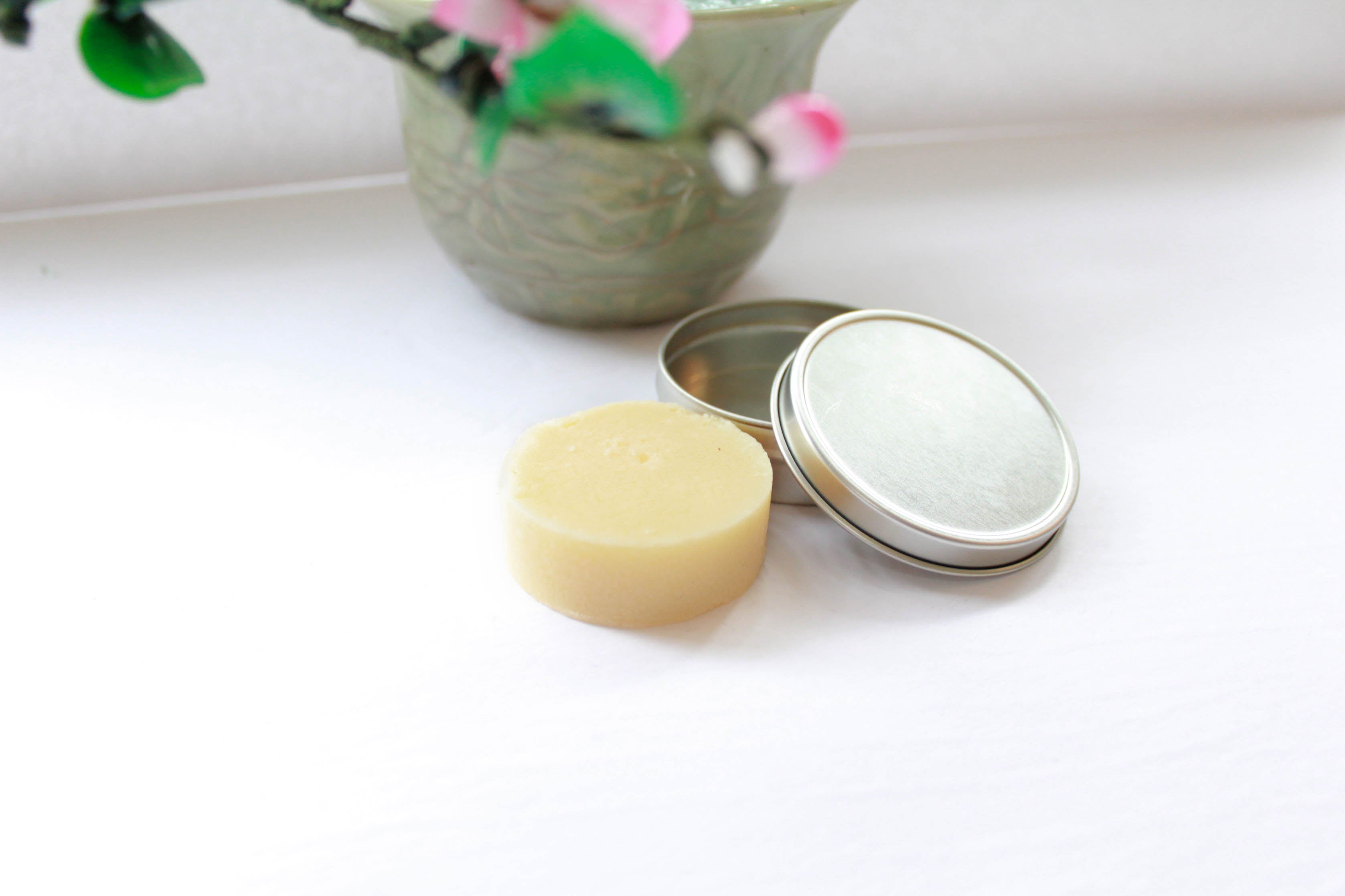 Sweet Orange Candelilla Lotion Bars
