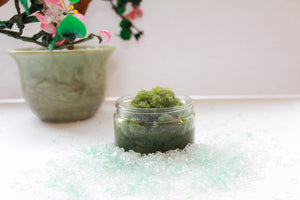 Rainforest Sugar Scrub