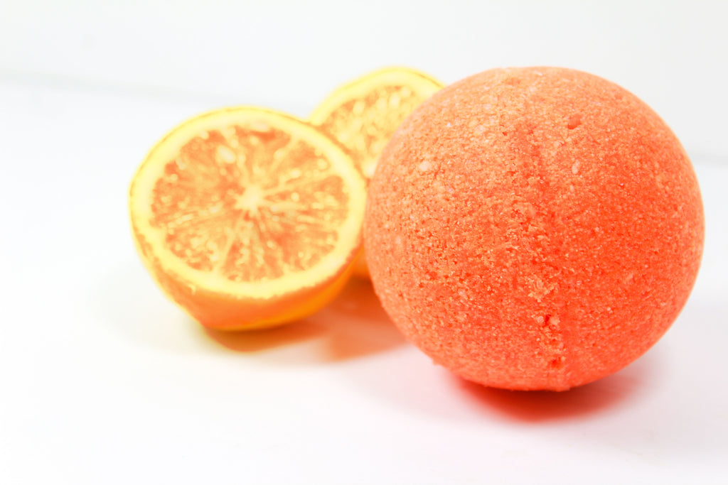 Dreamsicle Bath Bomb