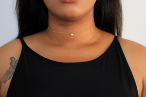 Carmen Choker in Gold